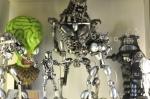 Spoon Robots