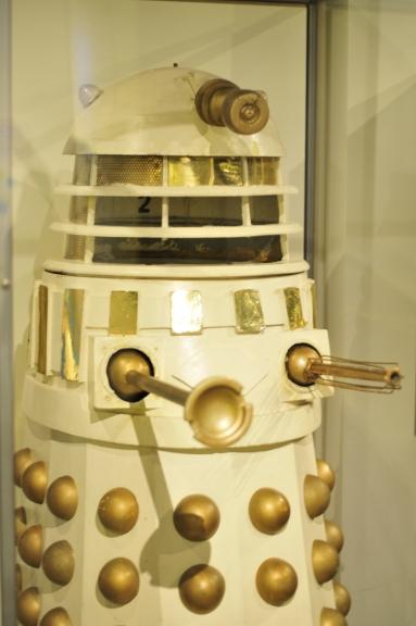 A Dalek. EXTERMINATE!!