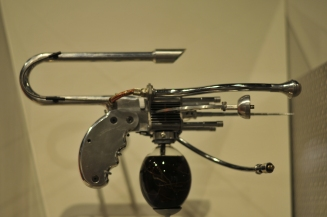 One of the alien weapons from the Men in Black franchise
