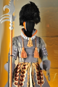 One of the Wicked Witch's guard uniforms from The Wizard of Oz