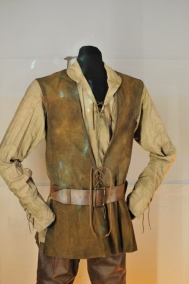 Inigo Montoya's clothes from The Princess Bride
