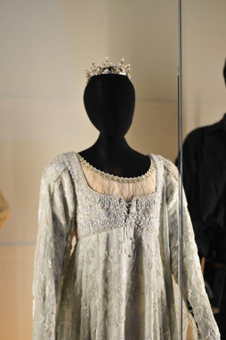 Buttercup's wedding dress from The Princess Bride