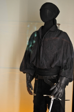 Wesley's Dread Pirate Roberts clothes from The Princess Bride