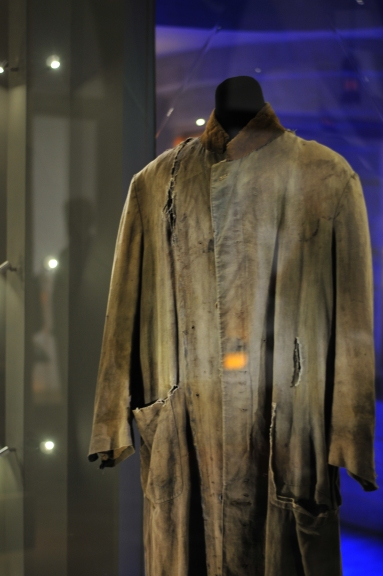 Sirius Black's prison clothes from Harry Potter