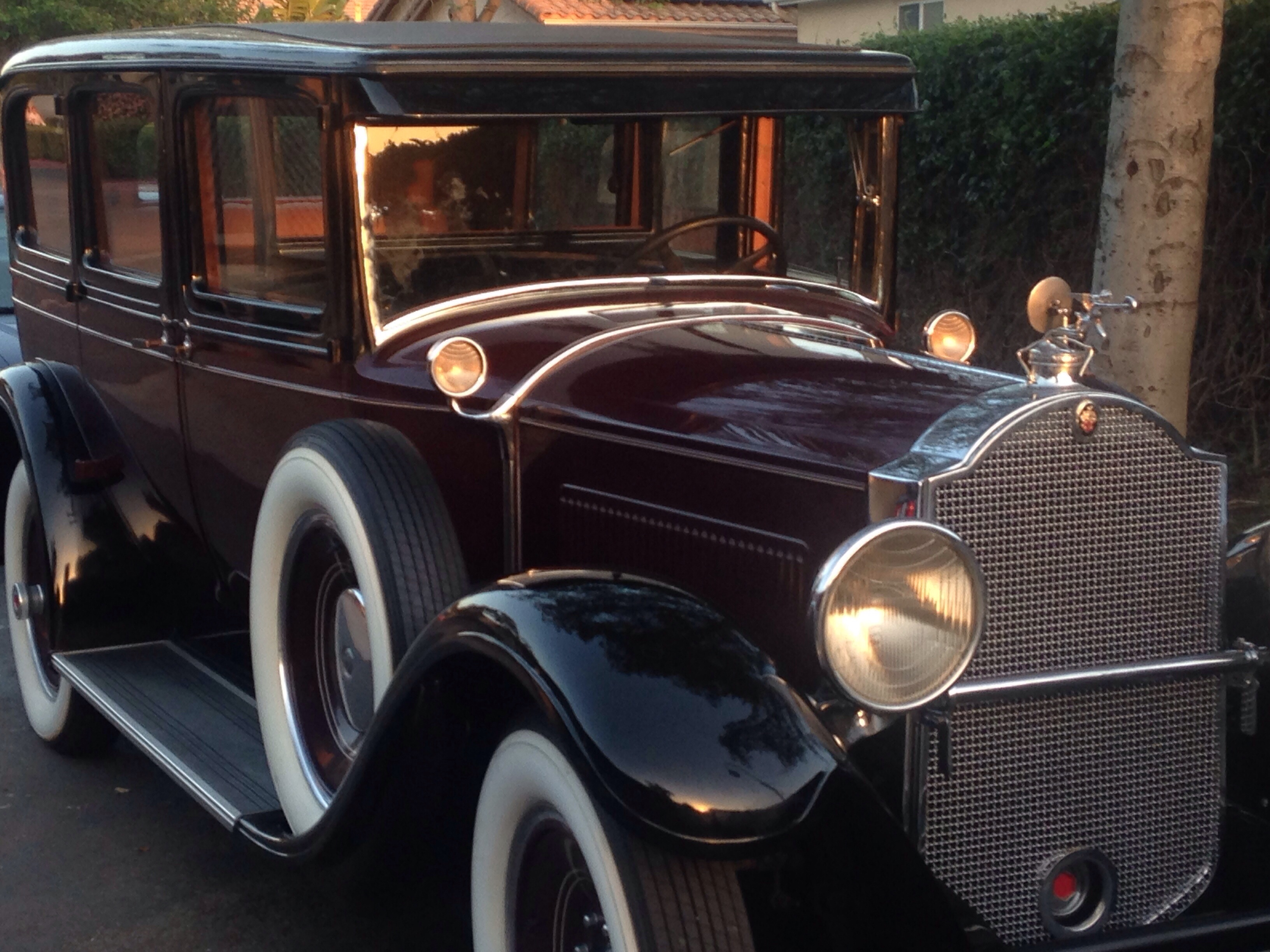 Packard Car