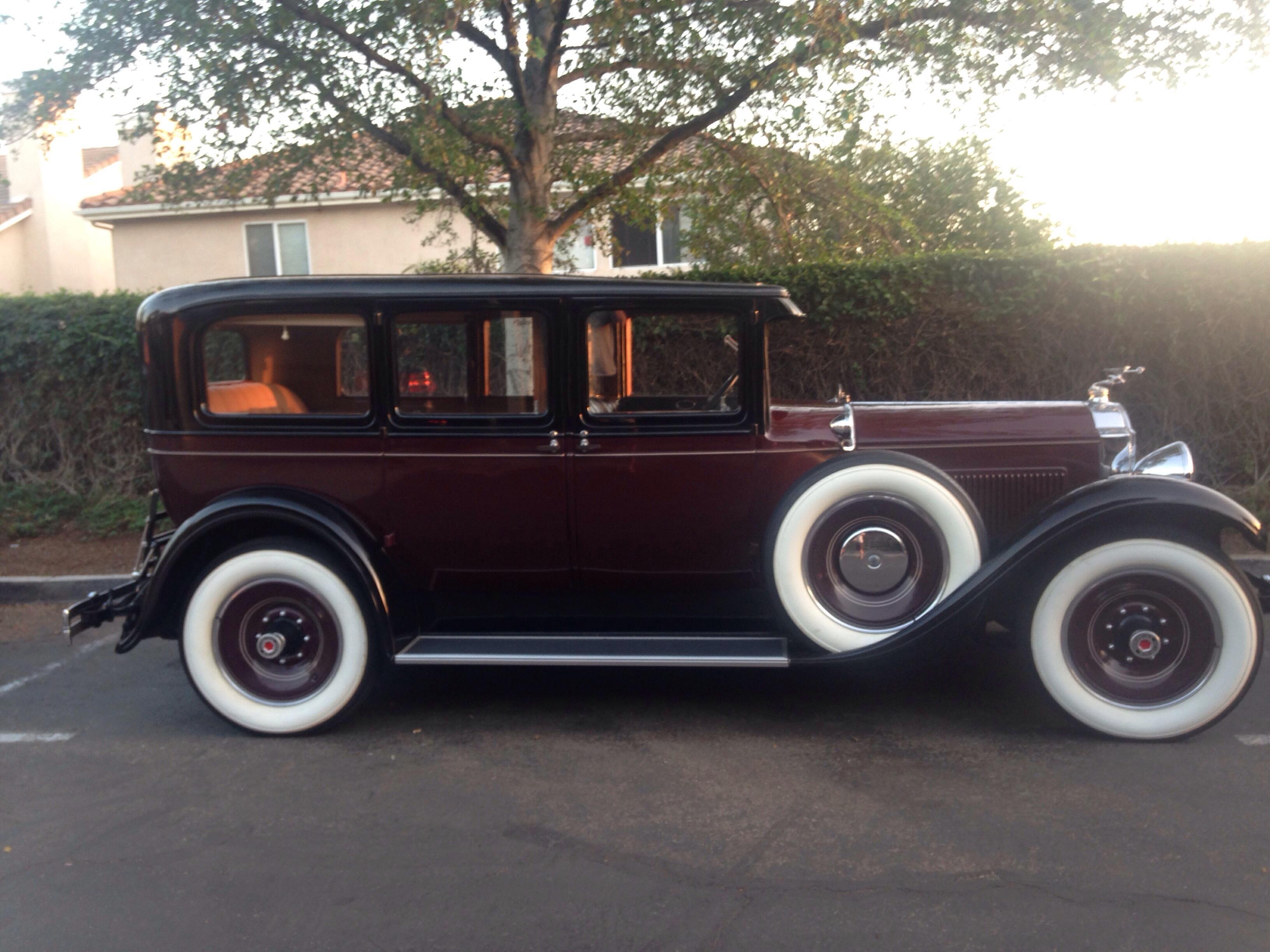 Vintage Packard