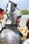 Man in Armor