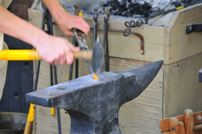 Blacksmith Anvil