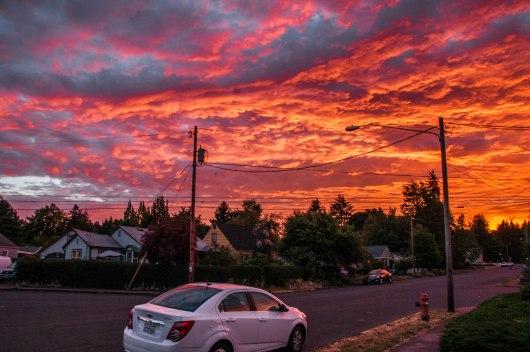 Corvallis Sunset