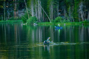 Lake Mary Fly Fishing