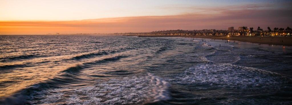 Newport in Twilight