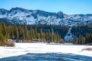 Twin Lakes, Mammoth, CA.
