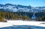 Twin Lakes, Mammoth, CA.