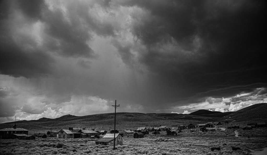 Bodie Town and Storm