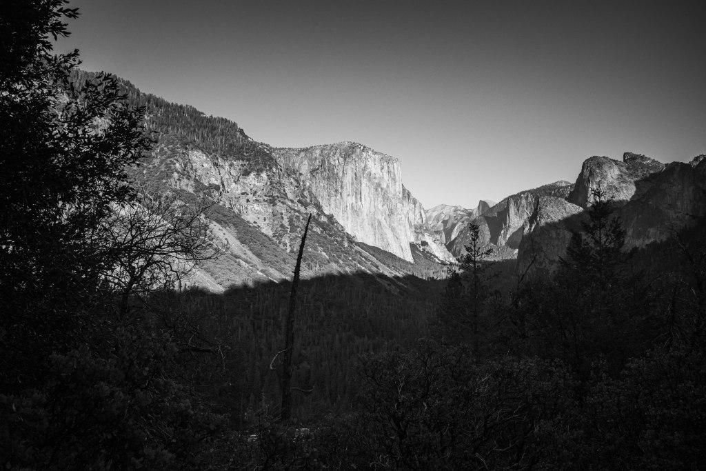 Artist's Point Yosemite
